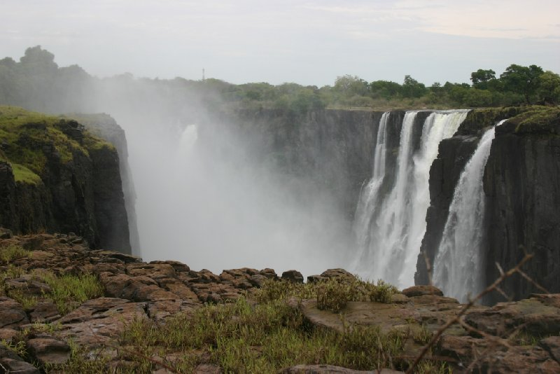 Victoria Falls Zimbabwe Trip Photo