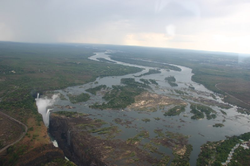 Mosi oa Tunya National Park Livingstone Zambia Trip Adventure