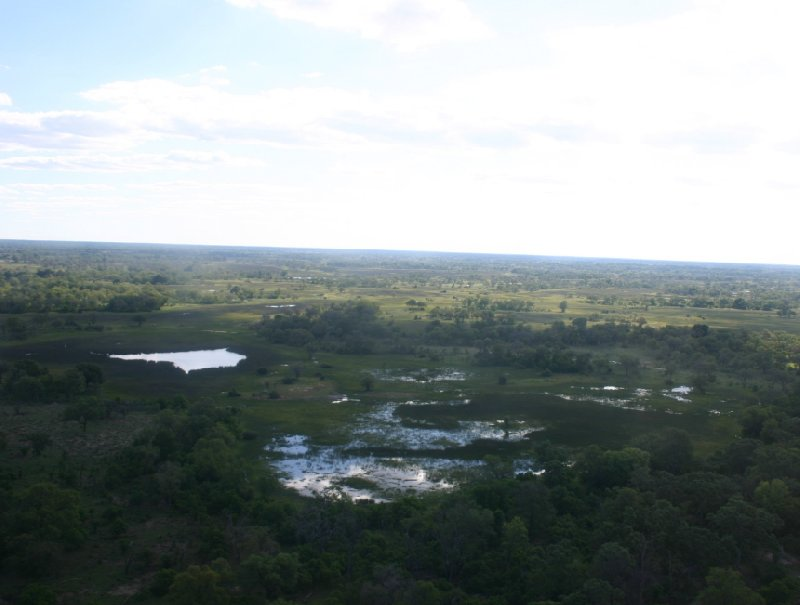 Photo Okavango Delta safari tour reserves