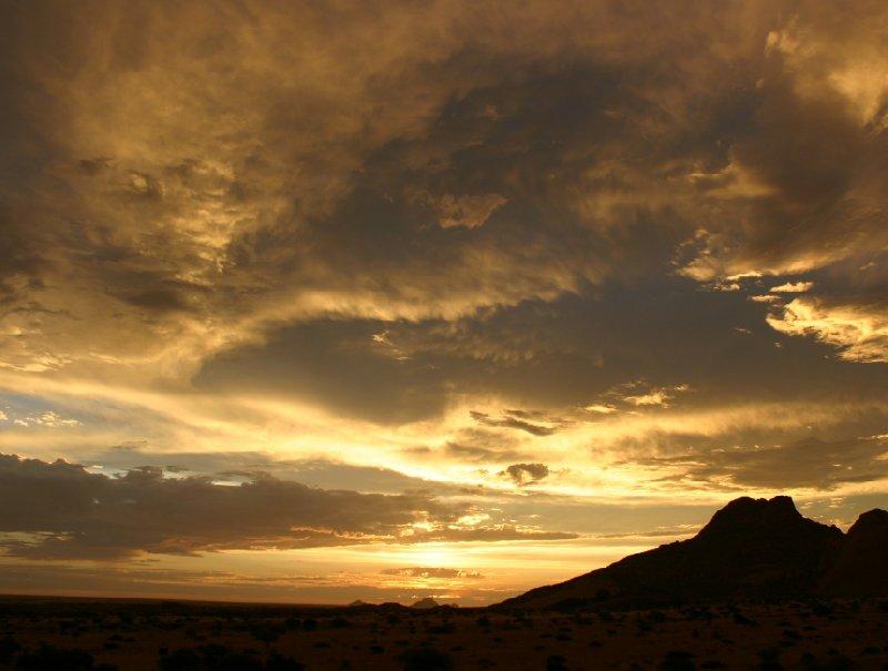 Spitzkoppe Mountains Namibia Usakos Experience