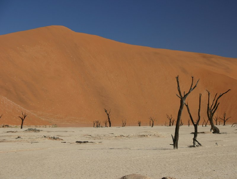 Solitaire Sossusvlei desert camp Namibia Trip Picture