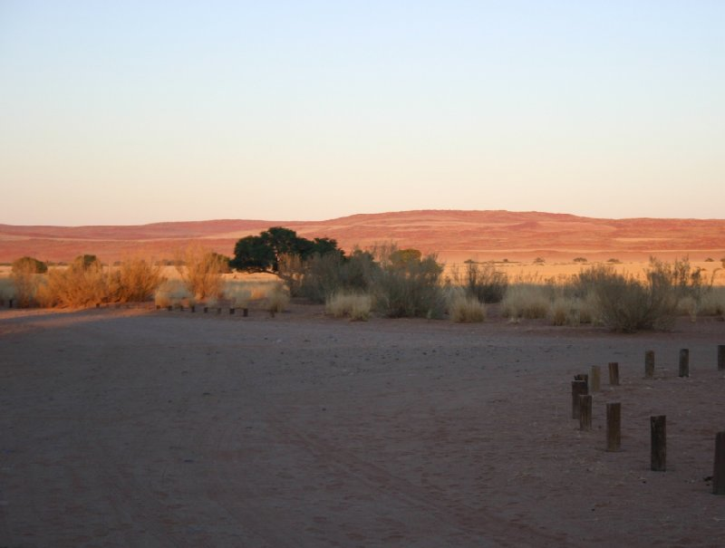 Photo Solitaire Sossusvlei desert camp office