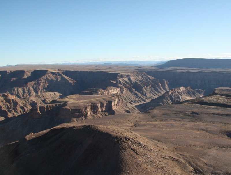 Fish River Canyon Namibia Ai-Ais Vacation Tips