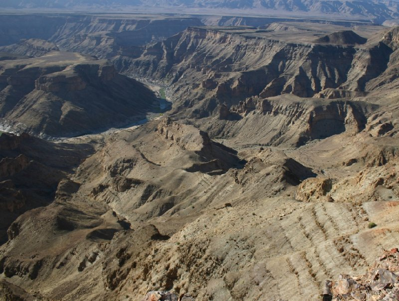 Fish River Canyon Namibia Ai-Ais Travel Package