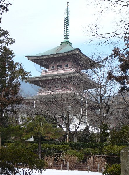 Nagano City Japan Blog Review