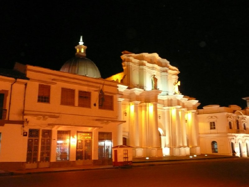 Photo Popayan Colombia capital
