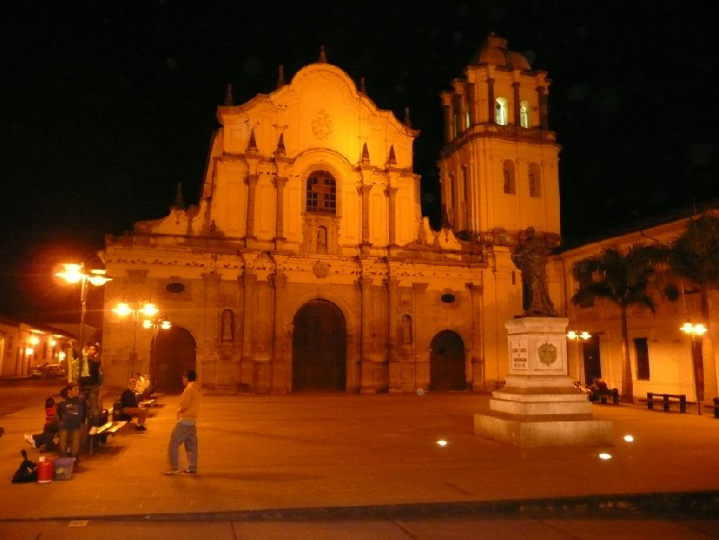 Popayan Colombia Vacation Experience