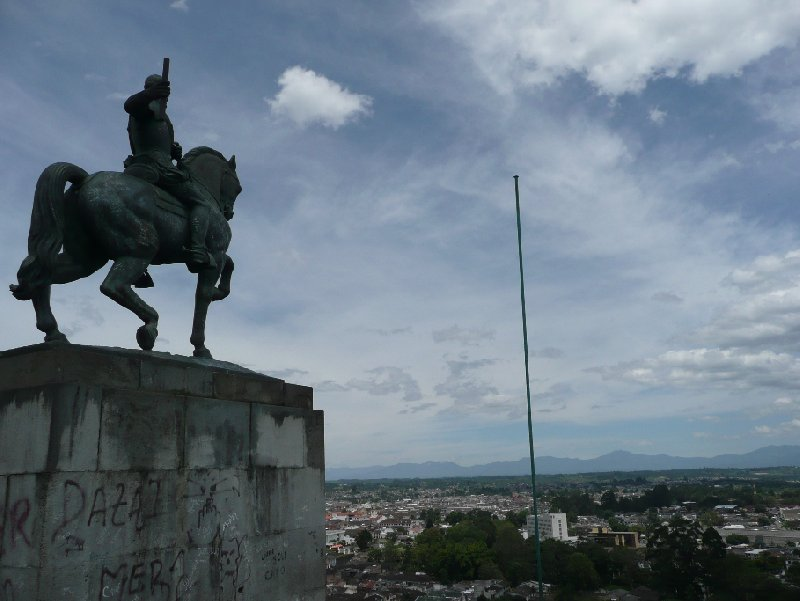 Popayan Colombia Travel Gallery
