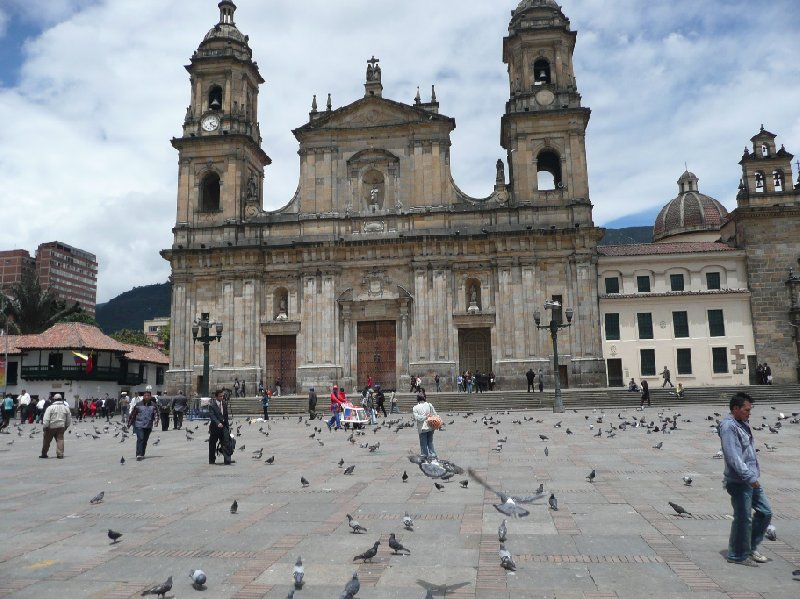 Things to do in Bogota Colombia Photograph