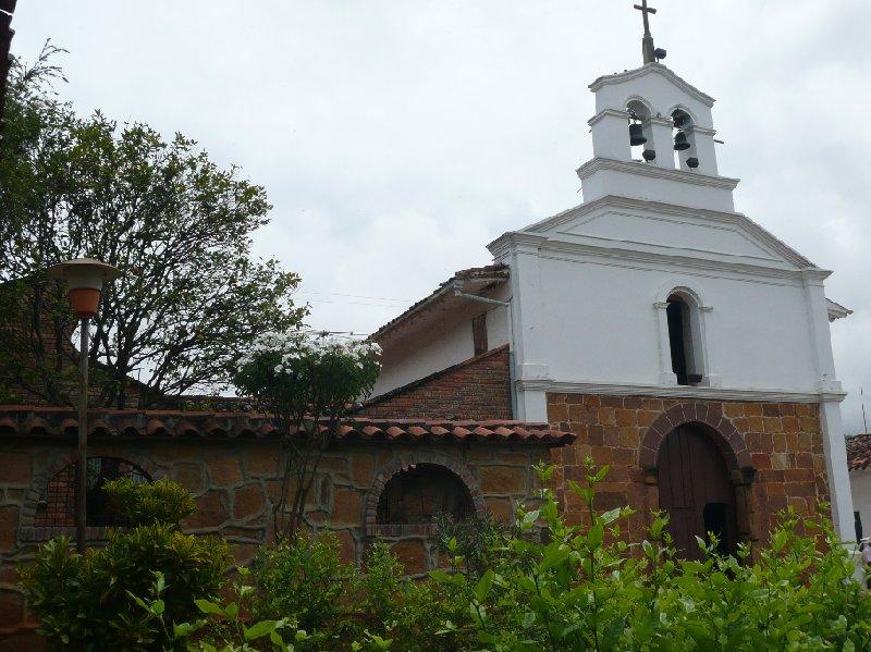 Barichara Colombia