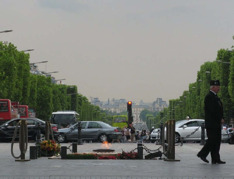 Photo Summer in Paris everwhere