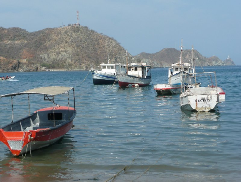 Taganga Santa Marta Colombia Trip Photo