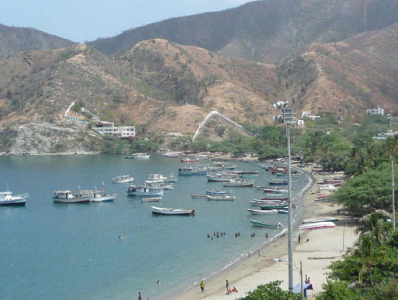 Taganga Santa Marta Colombia Review