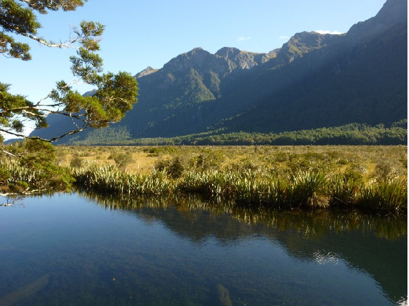 Invercargill to Te Anau New Zealand Review Sharing