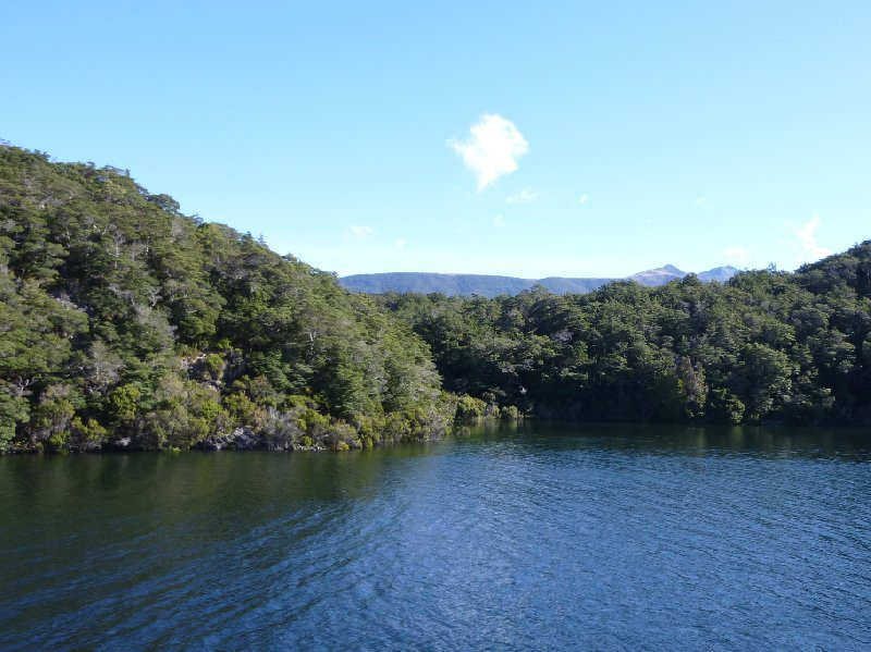 Invercargill to Te Anau New Zealand Photographs