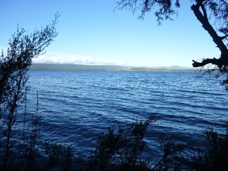 Invercargill to Te Anau New Zealand Travel Photo