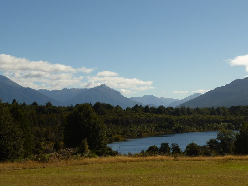 Photo Invercargill to Te Anau borders