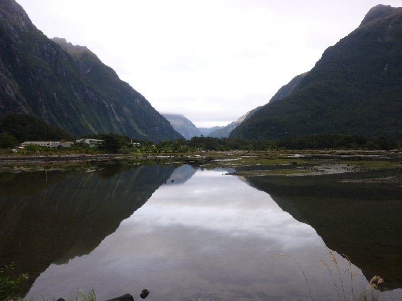 Milford Sound New Zealand Diary Pictures
