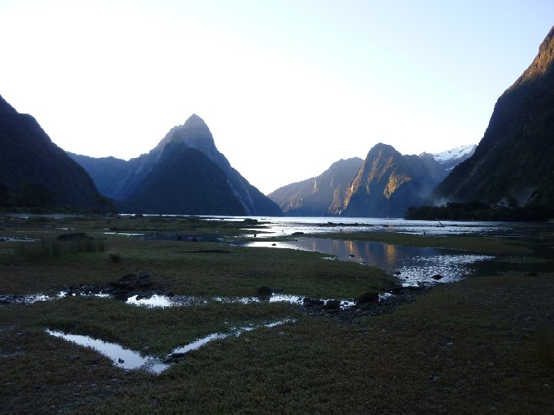 Milford Sound New Zealand Holiday Tips