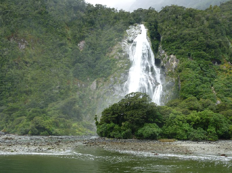 Milford Sound New Zealand Diary
