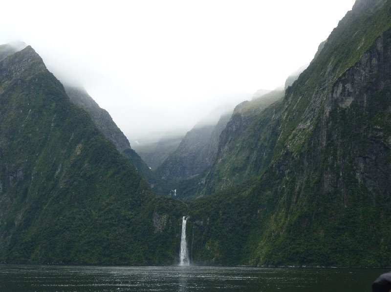Milford Sound New Zealand Diary Picture
