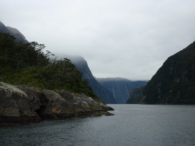Milford Sound New Zealand Trip Vacation