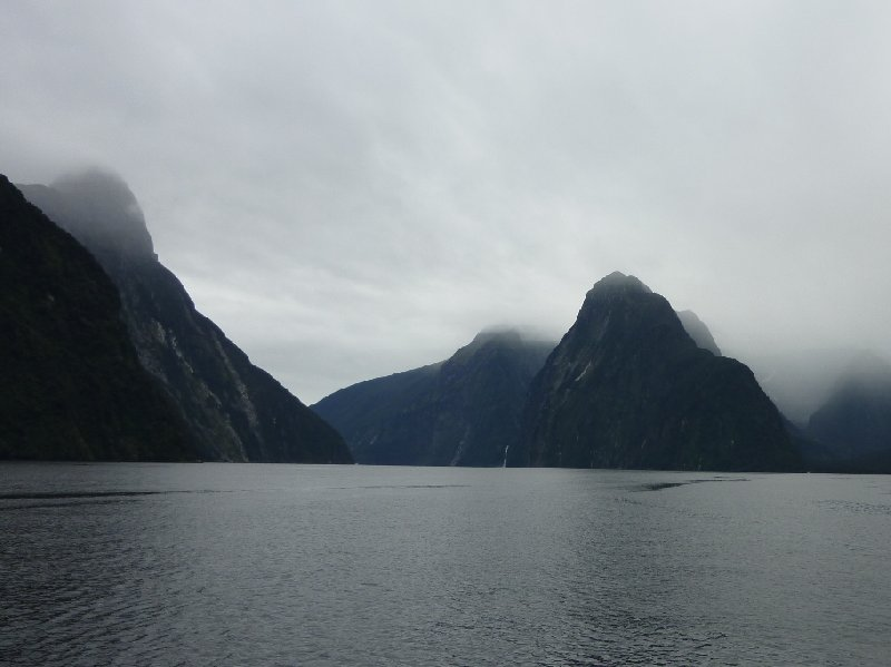 Milford Sound New Zealand Travel
