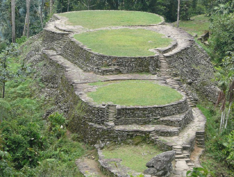 Ciudad Perdida Colombia Travel Information