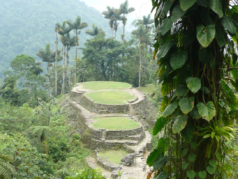 Ciudad Perdida trek Colombia Story Sharing