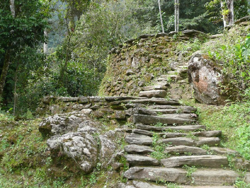 Ciudad Perdida Colombia Vacation Tips