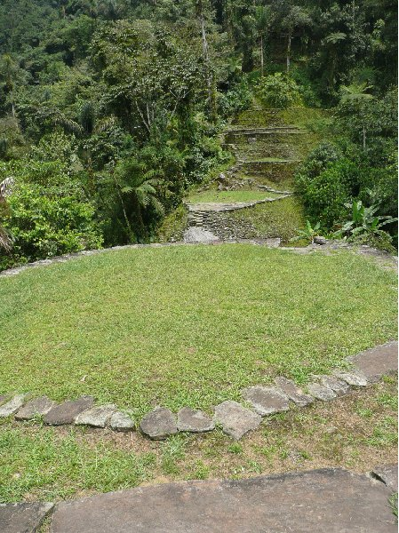 Photo Ciudad Perdida trek Colombia violations