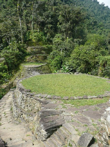 Photo Ciudad Perdida trek Colombia curious