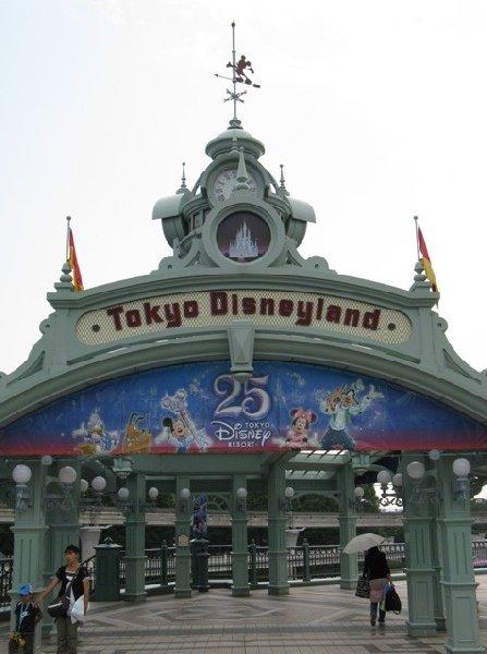 Photo Tokyo Disneyland photos parade