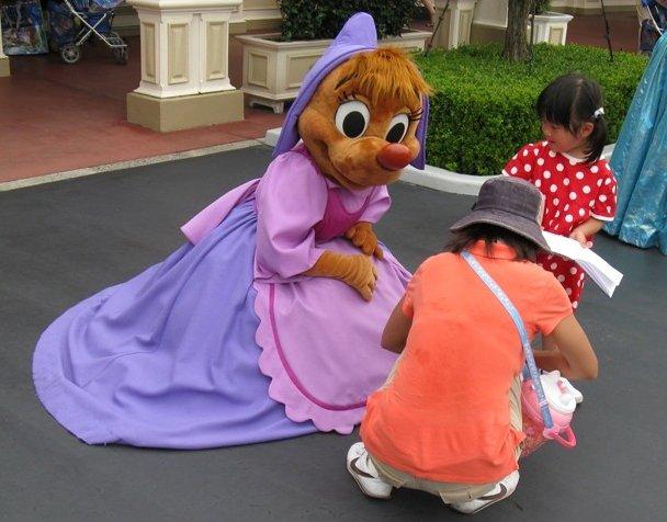 Photo Tokyo Disneyland photos highlight