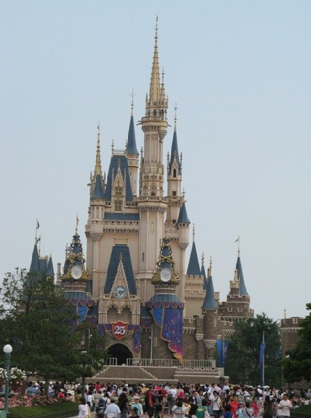 Photo Tokyo Disneyland photos course
