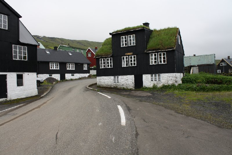 Saksun Faroe Islands Diary