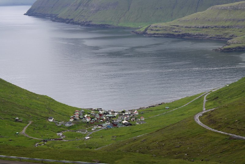 Saksun Faroe Islands Diary Photography