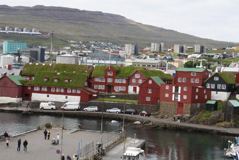 Photo Ferry from Denmark to Faroe Islands lovely