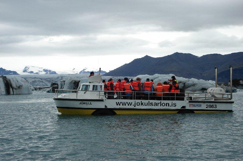 Jökulsárlón Glacial Lagoon Iceland Vacation Diary