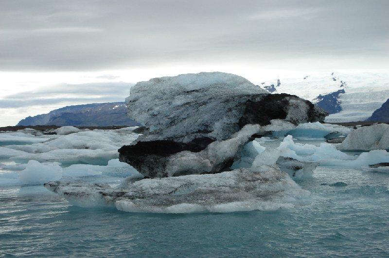 Jökulsárlón Glacial Lagoon Iceland Trip Picture