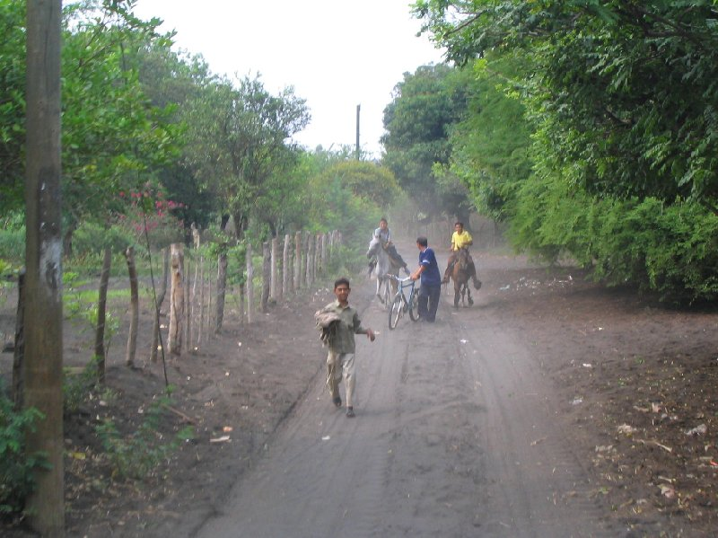 Photo Santa Ana El Salvador 2010 participated