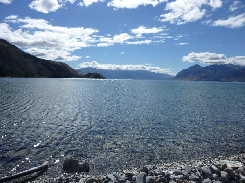 Photo Lake Hawea New Zealand District