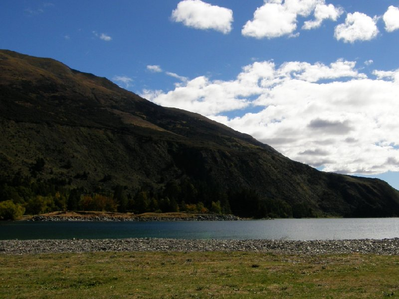 Photo Lake Hawea New Zealand Island