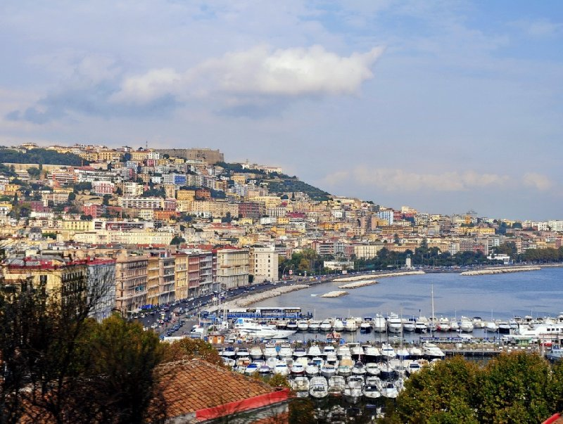 Photo Pictures of Naples Italy Naples