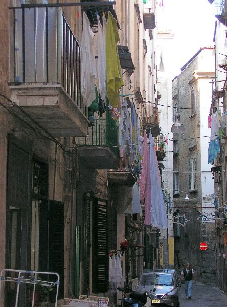 Naples Italy Diary Photos