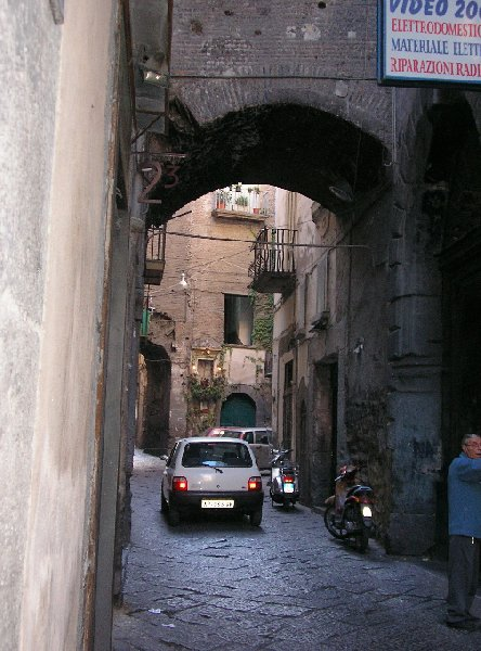 Photo Pictures of Naples Italy reached