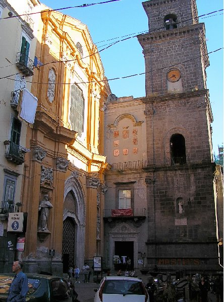 Naples Italy Travel Information