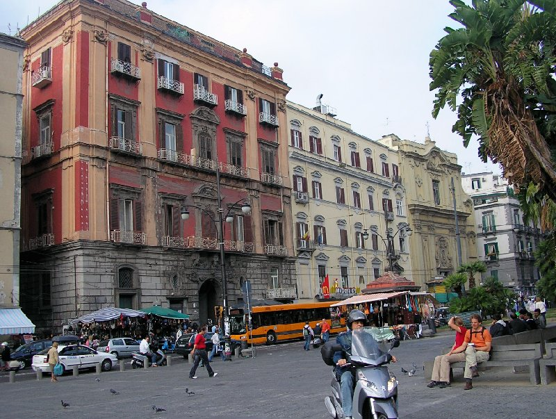 Photo Pictures of Naples Italy actually