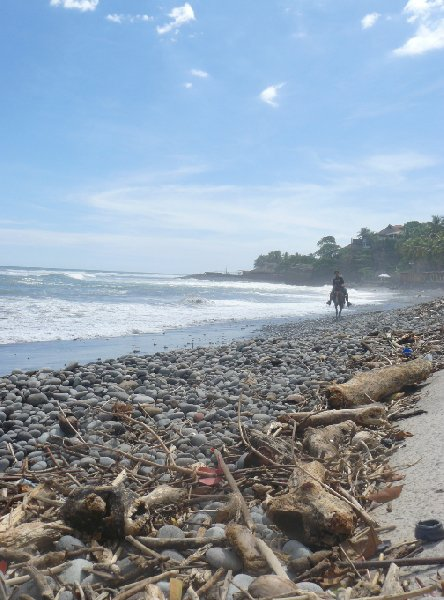 Photo Playa El Tunco El Salvador traditional
