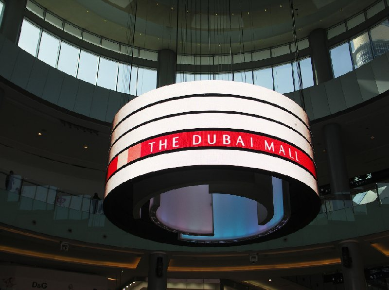 Photo Dubai Mall Pictures constructed
